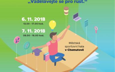 Výstava Vzdělávání 2019