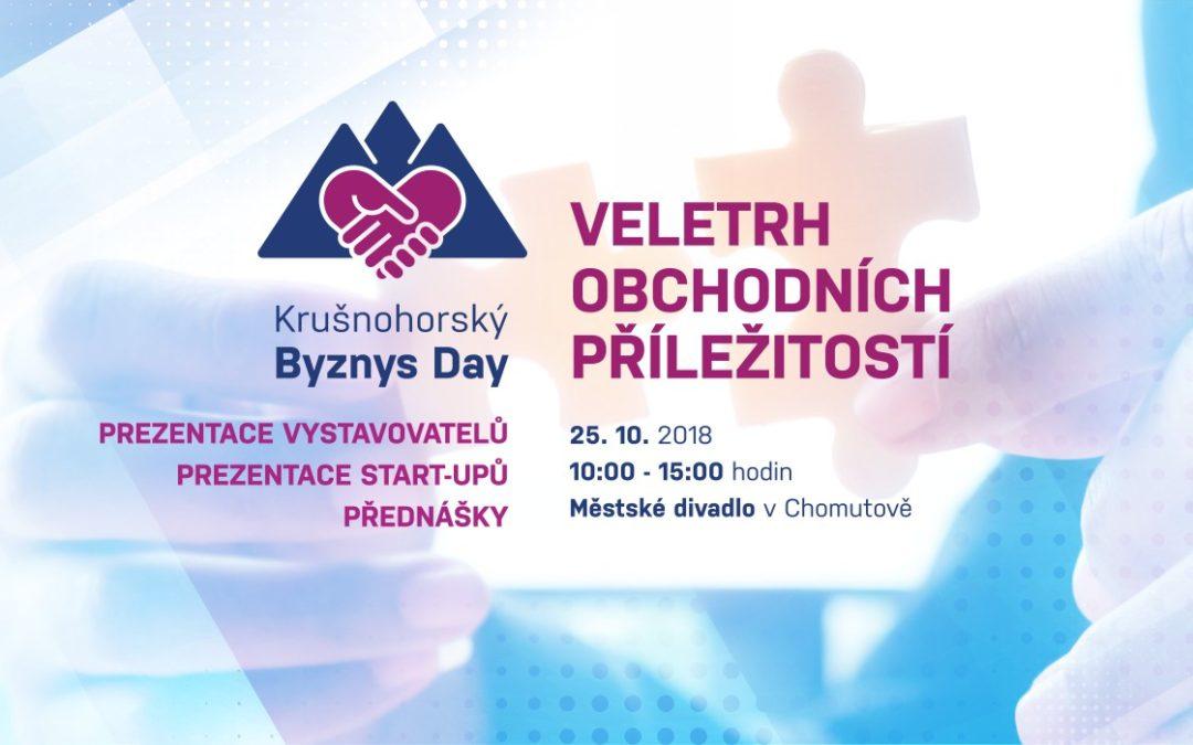 Krušnohorský Byznys Day 2018