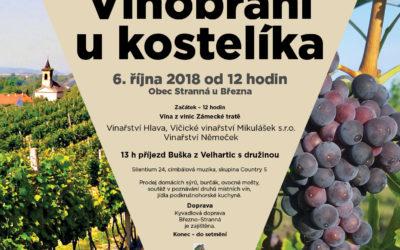 Vinobraní u kostelíka