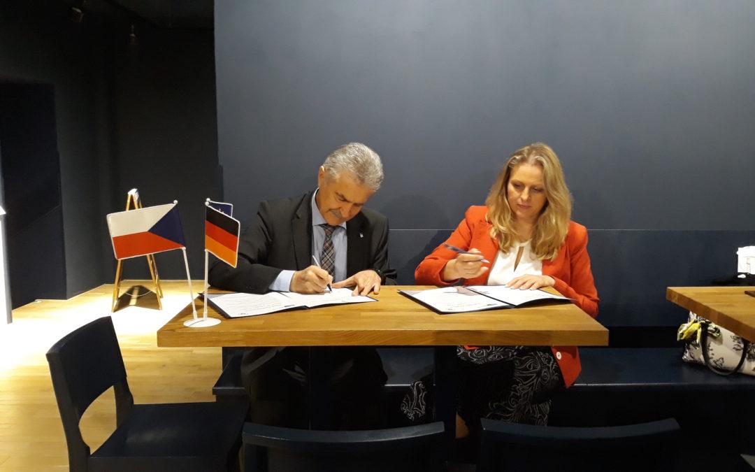 Společný pracovní plán IHK Chemnitz a OHK Chomutov pro rok 2019