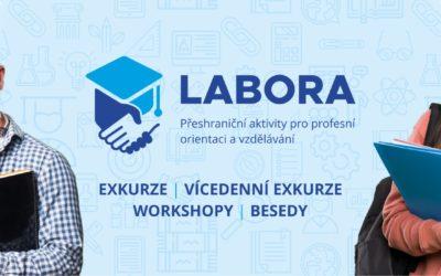 Přeshraniční aktivity pro profesní orientaci a vzdělávání – LABORA