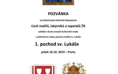 1. pochod sv. Lukáše