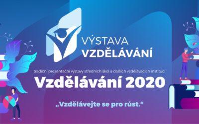 Výstava Vzdělávání 2020
