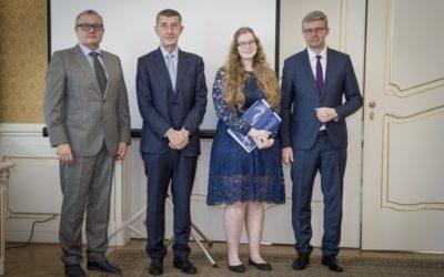 Ocenění Hospodářské komory České republiky