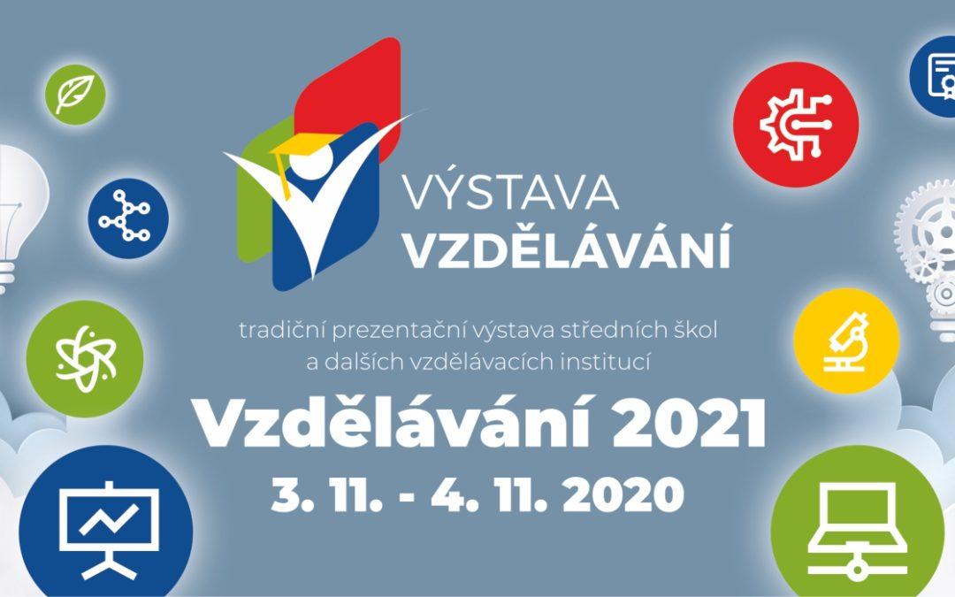 VÝSTAVA VZDĚLÁVÁNÍ 2021